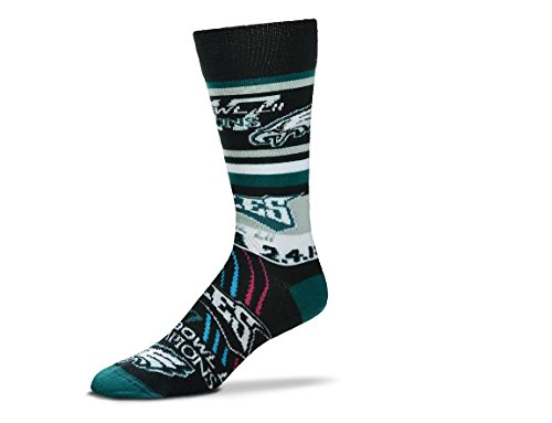 Philadelphia Eagles Super Bowl Champions LII Large size Socks