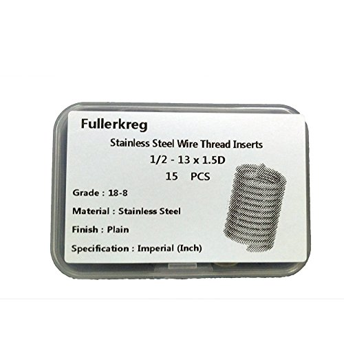 Most bought Helical Threaded Inserts