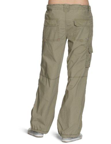 Roxy Jookiba - Pantalones para mujer Militar (Military)