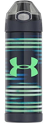 Under Armour Protege 16 Ounce Stainless Steel Water Bottle, Voltage Linear