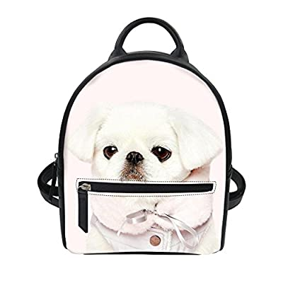 39985ba4aecd FOR U DESIGNS Cute Animal Kids Pu School Bags for Kindergarten Girls cheap