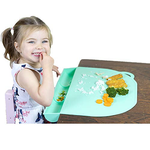 Food Catching Baby Placemat
