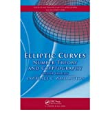 [(Elliptic Curves: Theory and Cryptography)] [by: Lawrence C Washington]