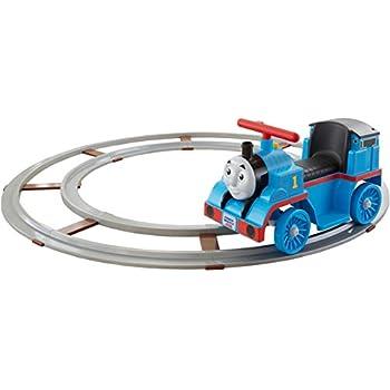 Power Wheels Thomas & Friends, Thomas Train with Track [Amazon Exclusive]