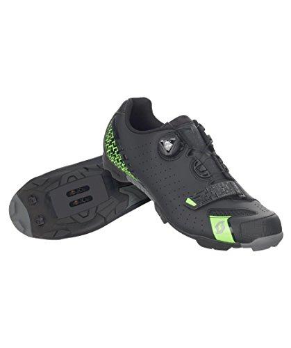 Scott MTB Comp Boa bicicleta guantes negro/verde 2017
