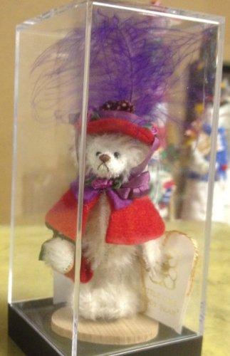 Mini Mohair Bear (Little Gems