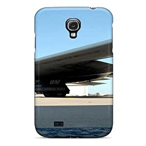 Awesome Design Stealth Bomber Hard Case Cover For Galaxy S4 by icecream design