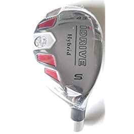 New Integra I-Drive Hybrid Golf Club #SW-43° Right-Handed With Graphite Shaft, U Pick Flex