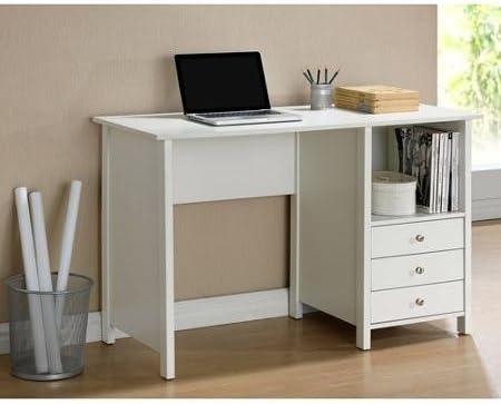 SuperTrading Techni Mobili Contempo Desk, White
