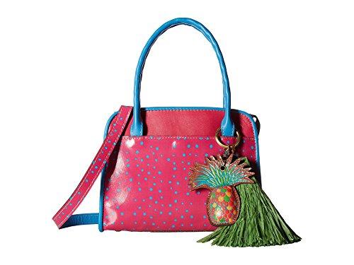 Patricia Nash Women's Paris Satchel Polka Dot Pink Handbag by Patricia Nash