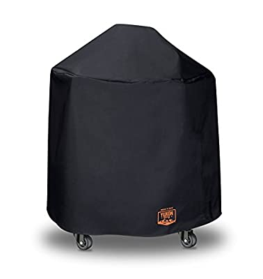 Yukon Glory 8267 Premium Grill Cover for Weber Charcoal Grills, 22.5-Inch (Compare to Weber 7149); Includes 3 Year Warranty from Yukon Glory