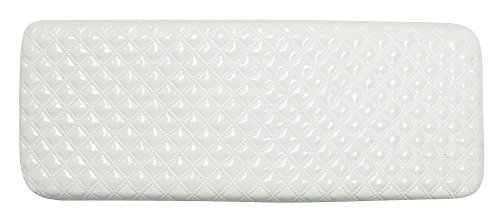 Glasses Case For Men & Women, Medium Hard Shell Eyeglass Case, Diamond Quilted Finish In White