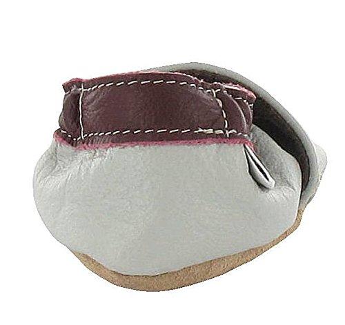 HOBEA-Germany Krabbelschuhe Erdbeere - Pantuflas para bebés prinzessin