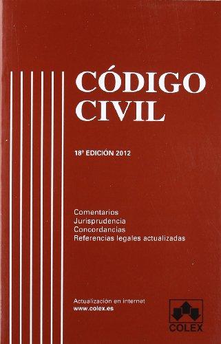 Codigo Civil 18 Edicion