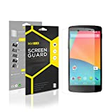 SOJITEK LG Nexus 5 D820, D821 5 Premium Ultra Crystal High Definition (HD) Clear Screen Protector [7-Pack] - Lifetime Replacements Warranty + Retail Packaging