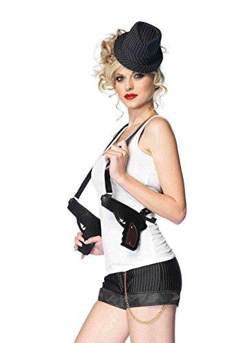 Leg Avenues Womens Gangster Gun -