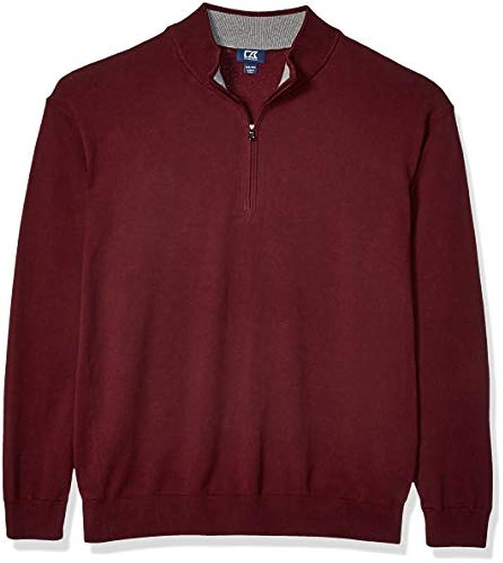 Cutter & Buck męski sweter bcs07728: Odzież