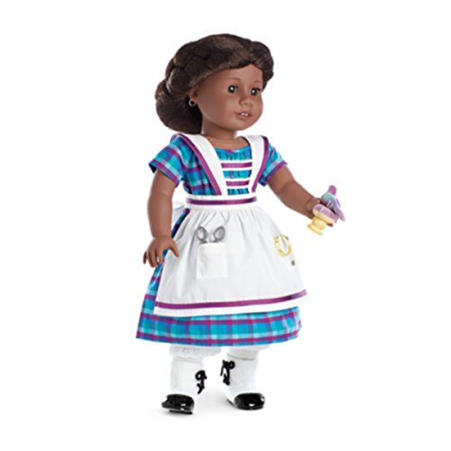 American Girl - Beforever Addy - Addy's Dress and Sewing Set for Dolls -