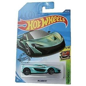 Hot wheels McLaren P1 149/250...