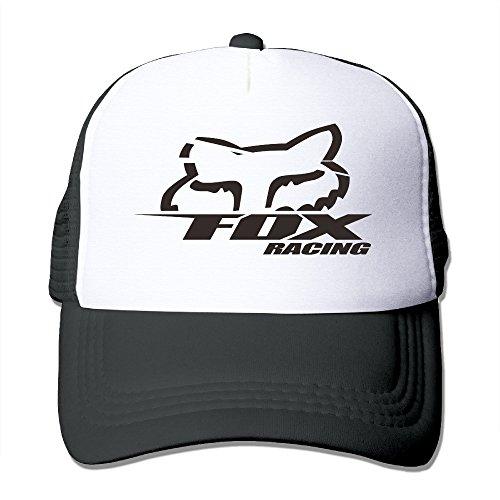 NImao Fox Racing Logo Adjustable Snapback Cap Baseball Hats