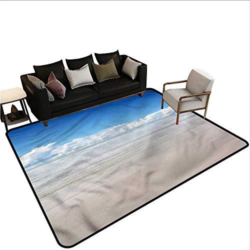 Ocean,Anti-Slip Cooking Kitchen Carpets 48