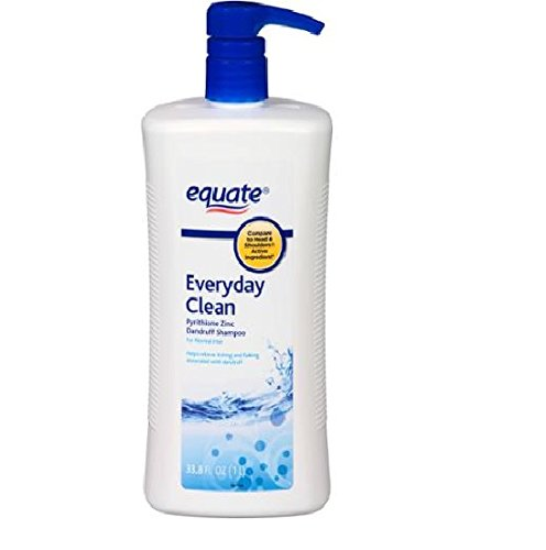 Wal-Mart Stores Equate Everyday Clean Dandruff Shampoo, 3...