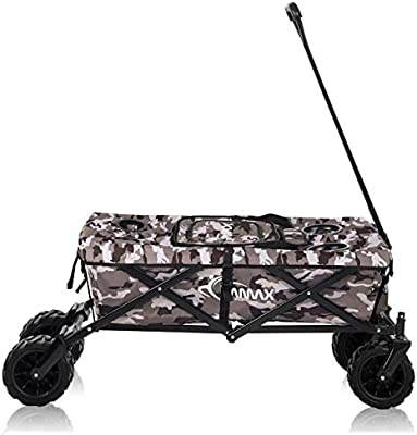 SAMAX Carrito de Off-Road Plegables Carros Playa de Carro Bolsa ...