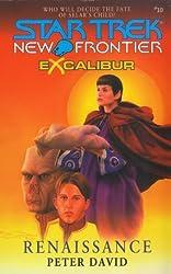 Renaissance: Excalibur #2 (Star Trek: New Frontier)
