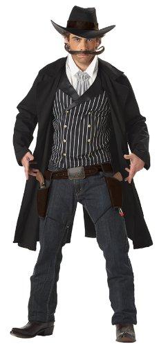 California Costumes Men's Gunfighter Costume