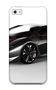 For CaseyKBrown Protective Case, High Quality Diy For LG G2 Case Cover 2010 Lamborghini Sesto Elemento Concept Skin
