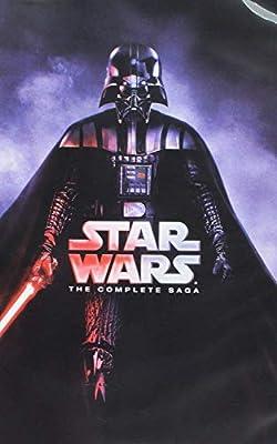 Star Wars: The Complete Saga Episodes 1-6 DVD Box Set