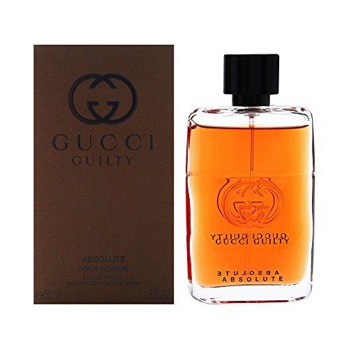 Gucci Perfume - Guilty Absolute by Gucci - perfume for men - Eau de Parfum, 50ml