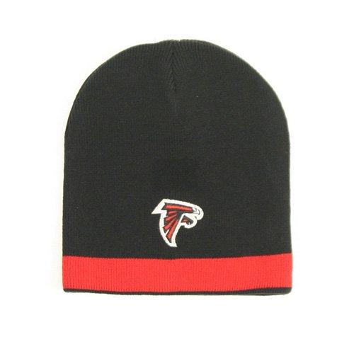Atlanta Falconsニットビーニー帽子ScullキャップリバーシブルビーニーREEEBOK   B004DWQYLK