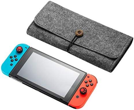 Maletín de almacenamiento para Nintendo Switch, doble funda de ...