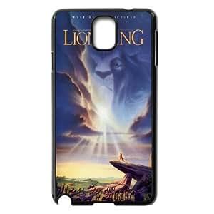The Lion King Hakuna Matata Hard Snap Phone Case Cover for Samsung Galaxy Note 3 case TSL218746