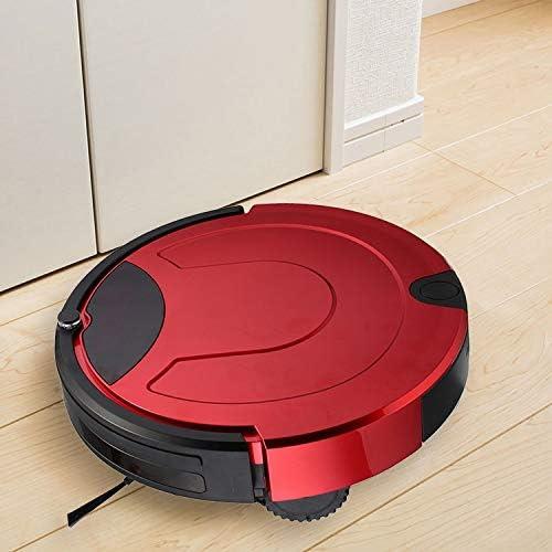 GoYisi Robótico Aspiradora, TC-650 Vacuum Cleaner Inteligente de ...