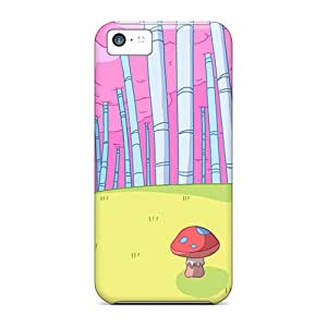 VNe582Ktei Phone Cases With Fashionable Look For Iphone 5c - Adventure Time