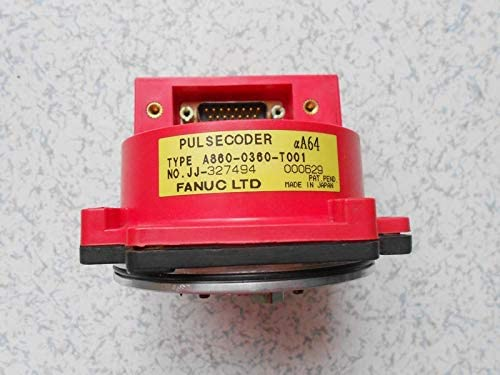 Used Condition fanuc Encoder A860-0360-T001 for milling CNC Machinery
