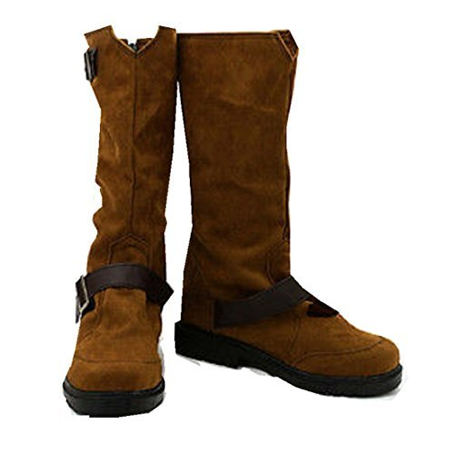 Yato Cosplay Costume (Noragami Yato cosplay costume Boots Boot Shoes Shoe)