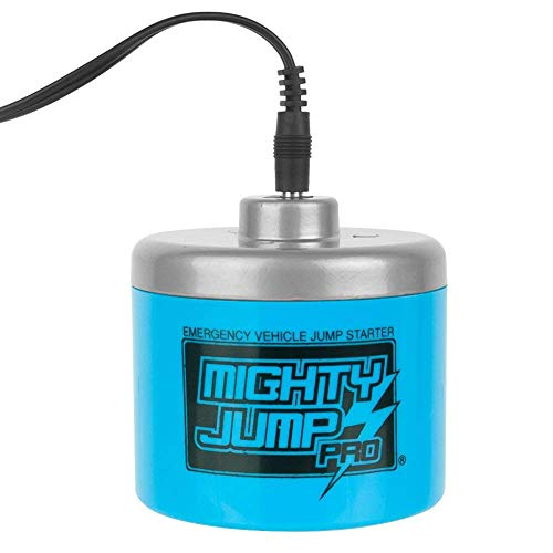 Mighty Jump MJ04-G Mighty Jump Pro Vehicle Jump Starter, Silver