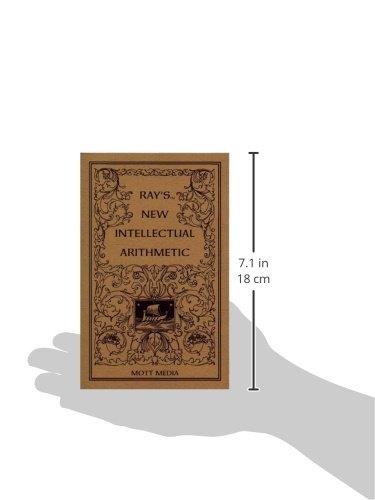 Ray's New Intellectual Arithmetic: Joseph Ray: 9780880620604 ...
