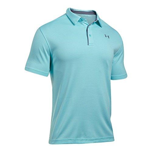 City Golf Shirt - Under Armour UA Men's Tech Ribbed Golf Polo Shirt 1290140