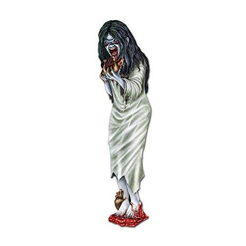 Beistle 01245 Zombie Cutout 3 Feet