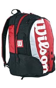 Wilson Tour 4 Pack - Bolsa de tenis, capacidad de 00 litros