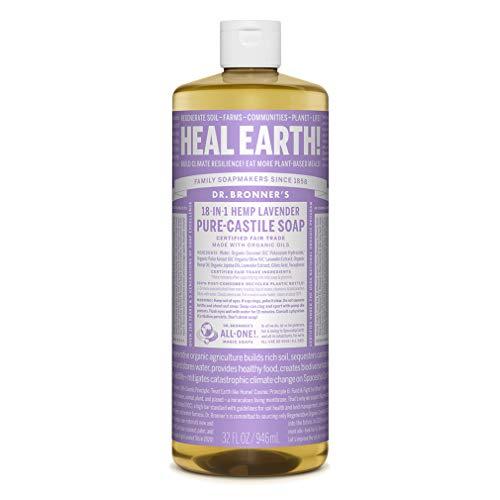 Dr. Bronner's Pure-Castile Liquid