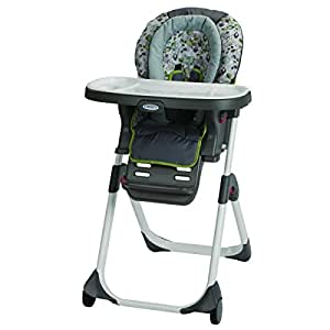 Graco DuoDiner LX Baby High Chair, Caraway