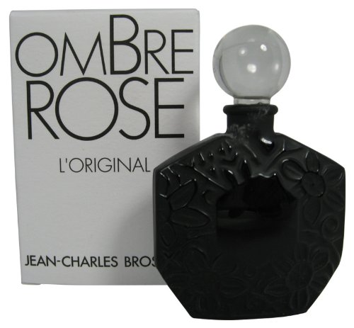 (Ombre Rose By Brosseau Womens Pure Perfume .5 Oz)