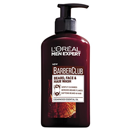 Price comparison product image L'Oreal Men Expert Barber Club (Beard,  Face & Hair Wash 200ml)