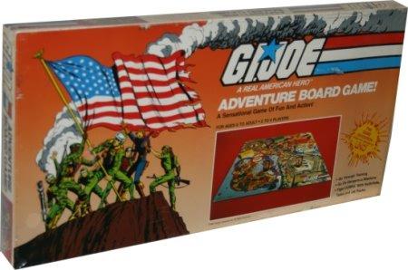 gi joe board game - 1