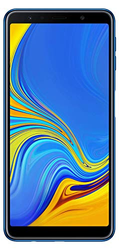 Samsung Galaxy A7  Blue, 6 GB RAM and 128 GB Storage